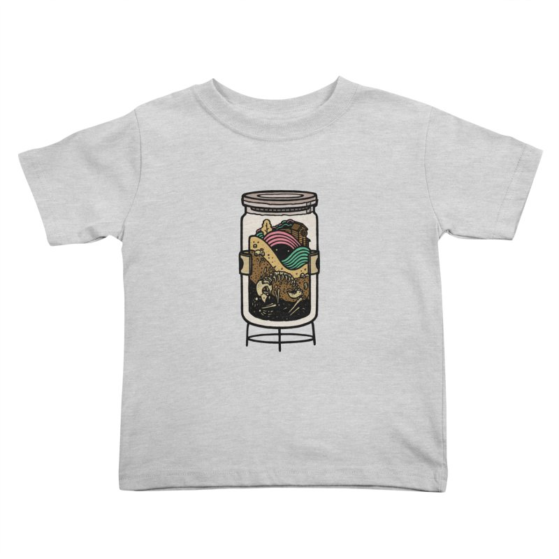 Historica Kids Toddler T-Shirt by rasefour's Artist Shop