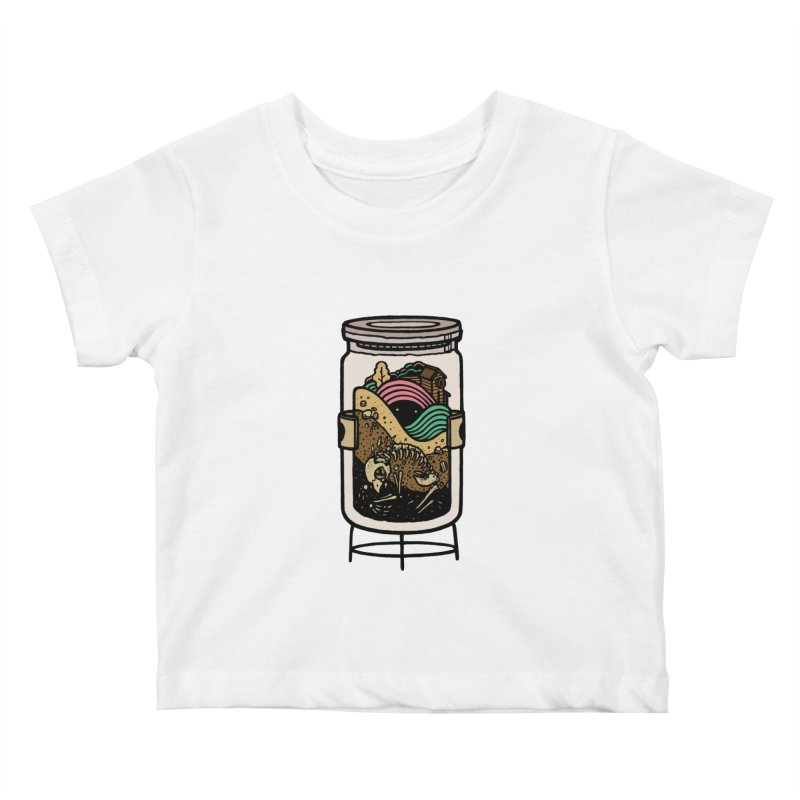 Historica Kids Baby T-Shirt by rasefour's Artist Shop