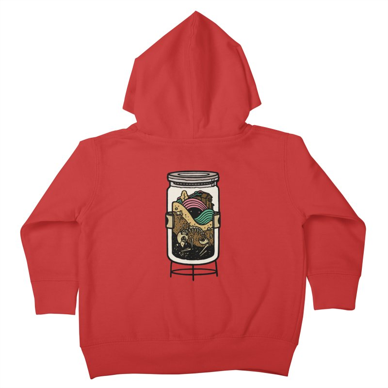 Historica Kids Toddler Zip-Up Hoody by rasefour's Artist Shop