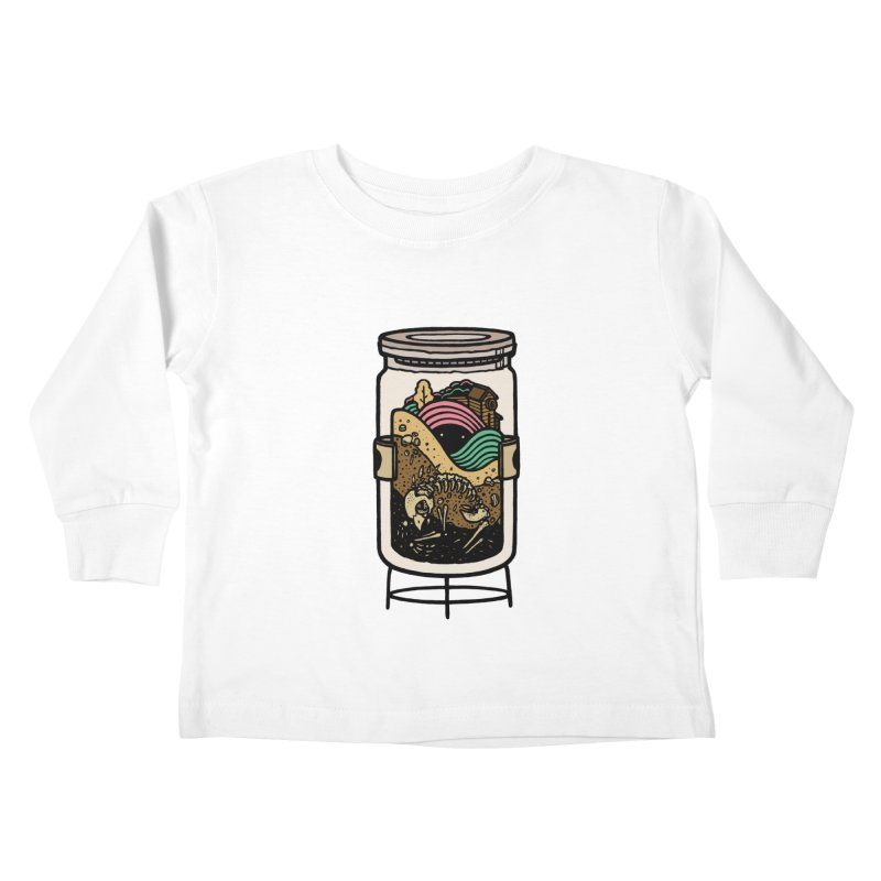 Historica Kids Toddler Longsleeve T-Shirt by rasefour's Artist Shop