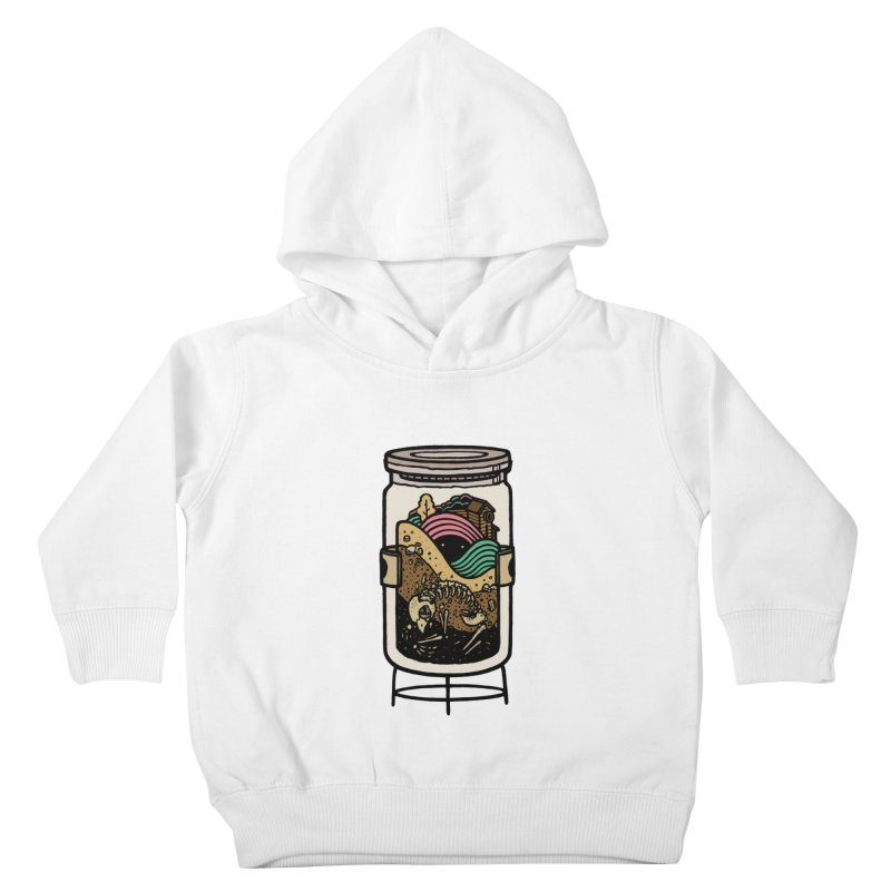 Historica Kids Toddler Pullover Hoody by rasefour's Artist Shop