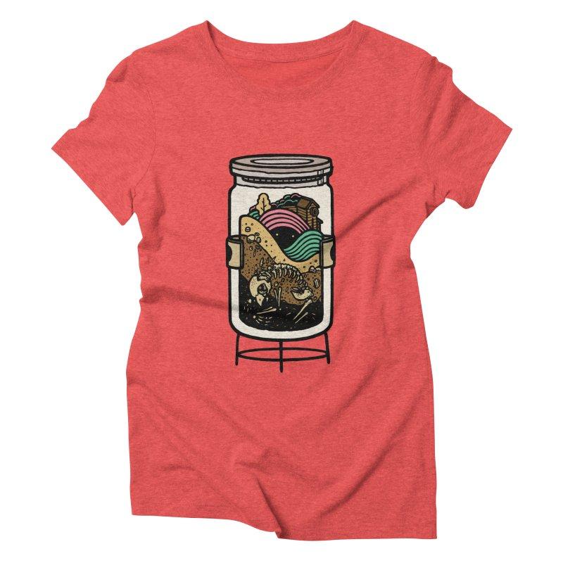 Historica Women's Triblend T-shirt by rasefour's Artist Shop