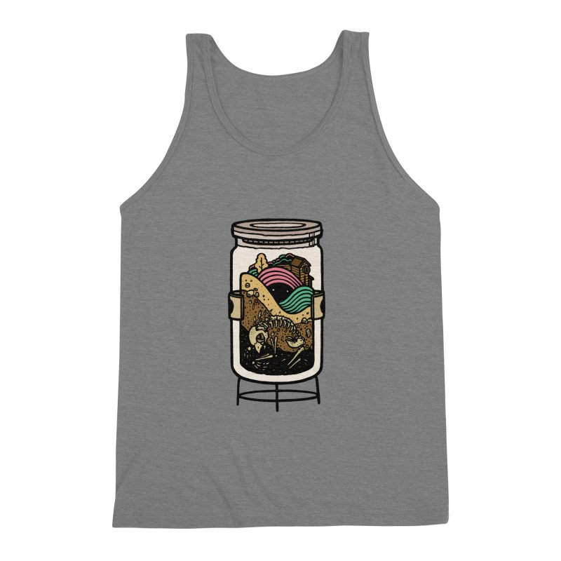 Historica Men's Triblend Tank by rasefour's Artist Shop