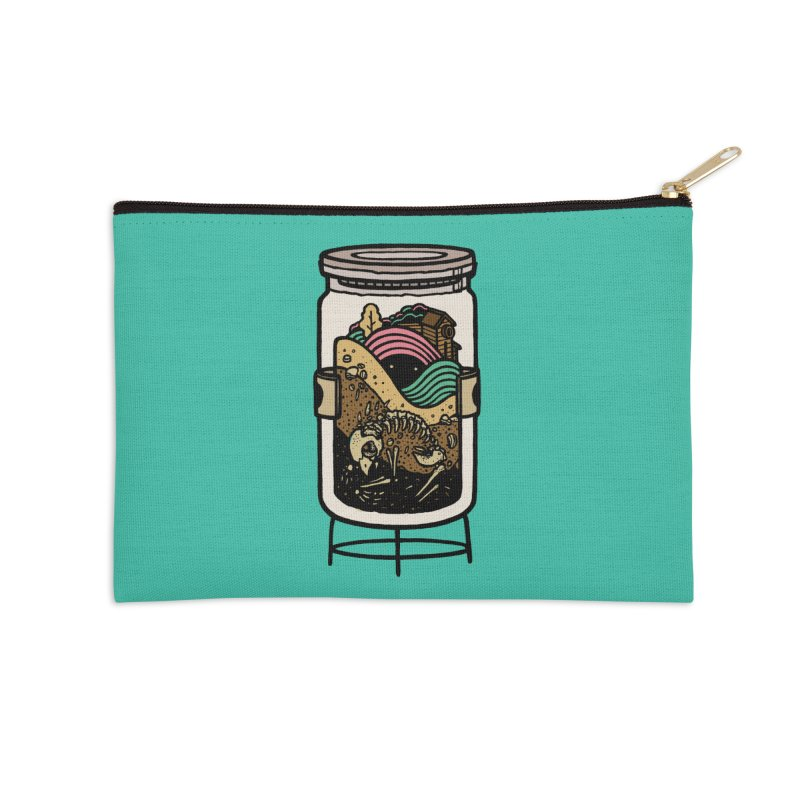 Historica Accessories Zip Pouch by rasefour's Artist Shop