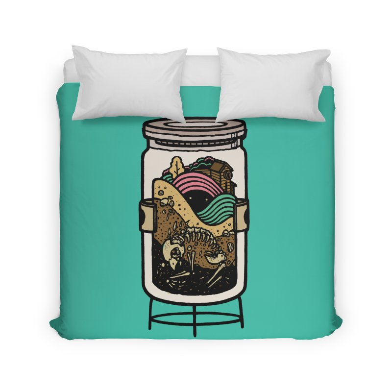 Historica Home Duvet by rasefour's Artist Shop