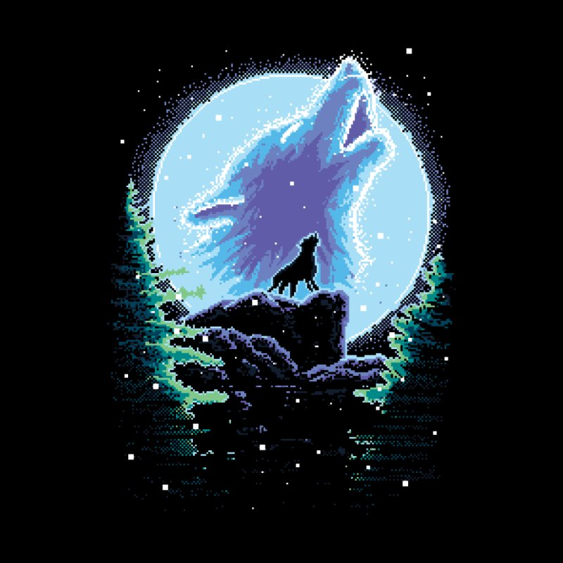 Spirit Animal by Meager Quest Merch Store