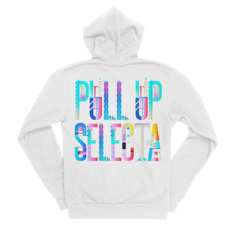 Pull Up Selecta Women's Sponge Fleece Zip-Up Hoody by Rasta University Shop