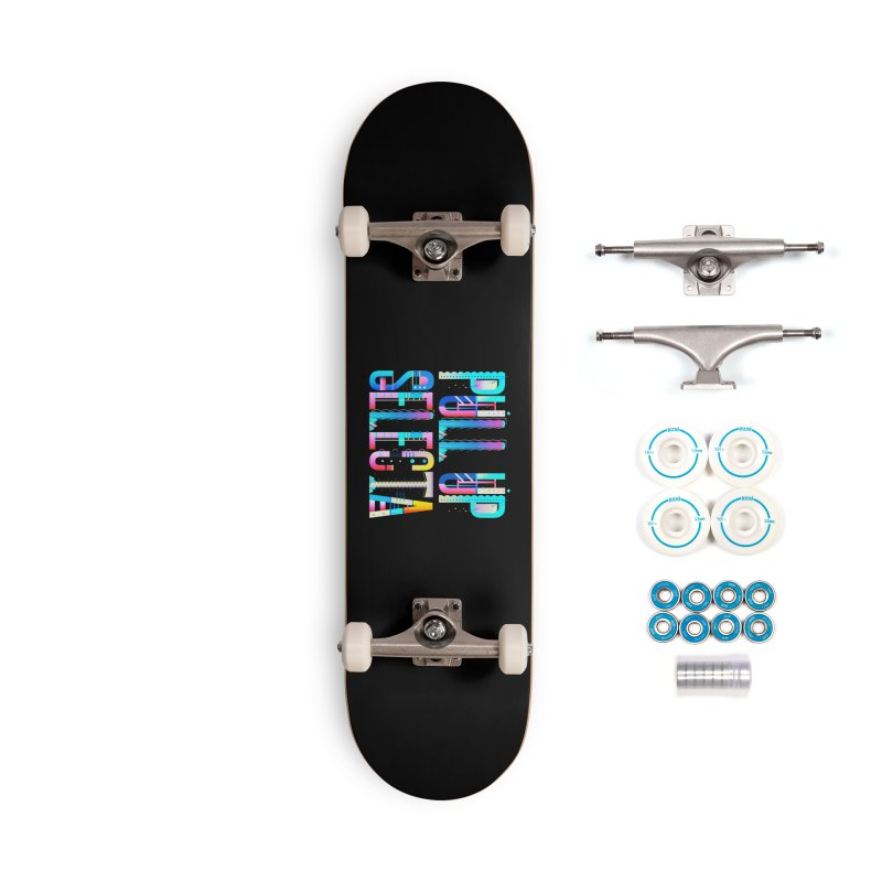 Pull Up Selecta Accessories Skateboard by Rasta University Shop