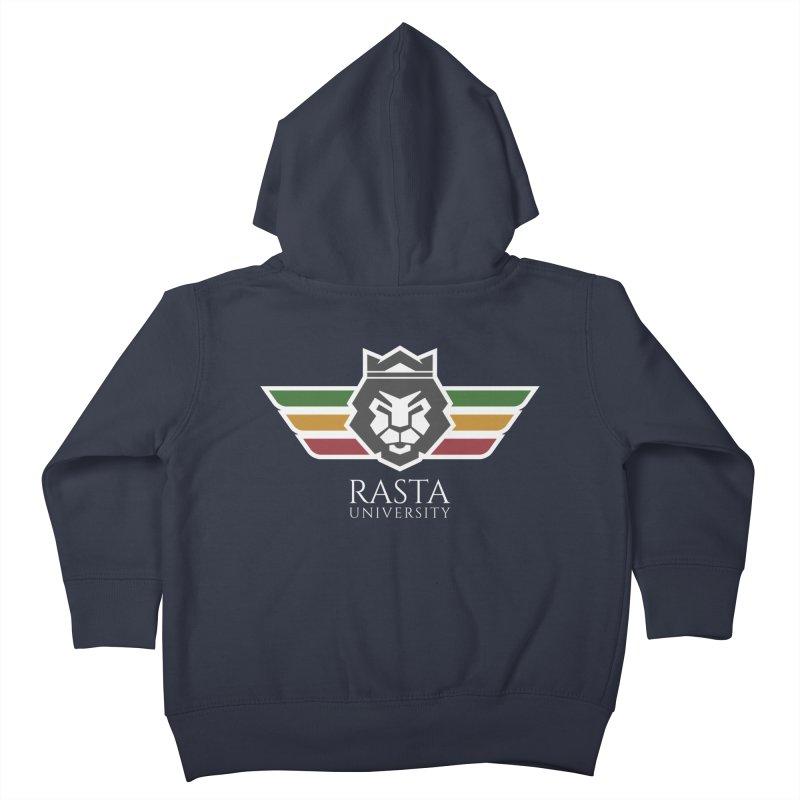 Lion Rasta University Logo (Light)   by Rasta University Shop