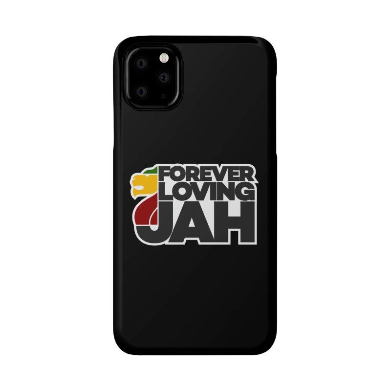 Forever Loving Jah Accessories Phone Case by Rasta University Shop