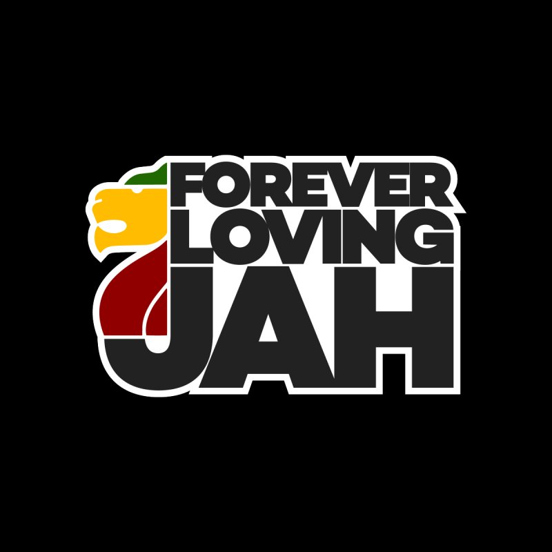 Forever Loving Jah Men's T-Shirt by Rasta University Shop