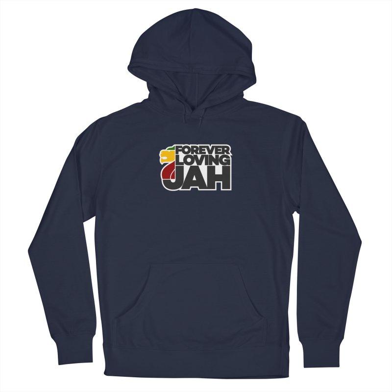 Forever Loving Jah Men's Pullover Hoody by Rasta University Shop