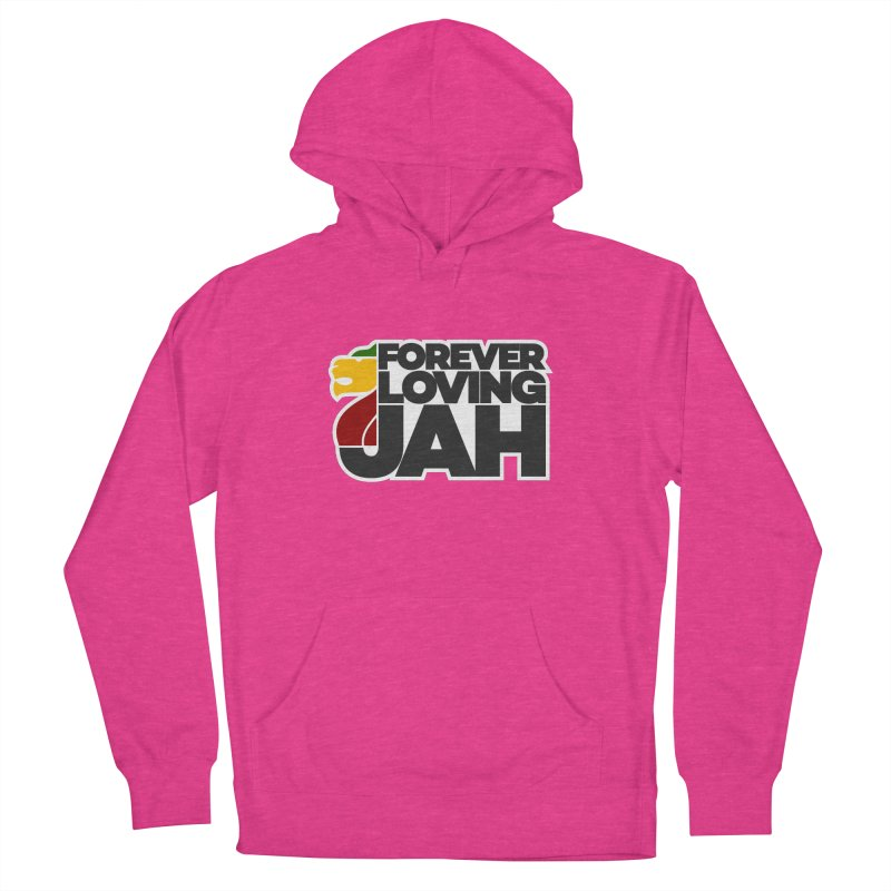 Forever Loving Jah Women's Pullover Hoody by Rasta University Shop