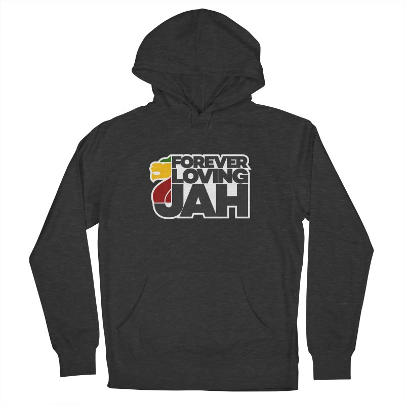 Forever Loving Jah Men's Pullover Hoody by Rasta University Shop