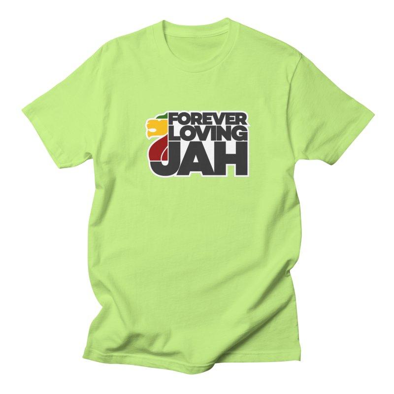 Forever Loving Jah Women's Unisex T-Shirt by Rasta University Shop