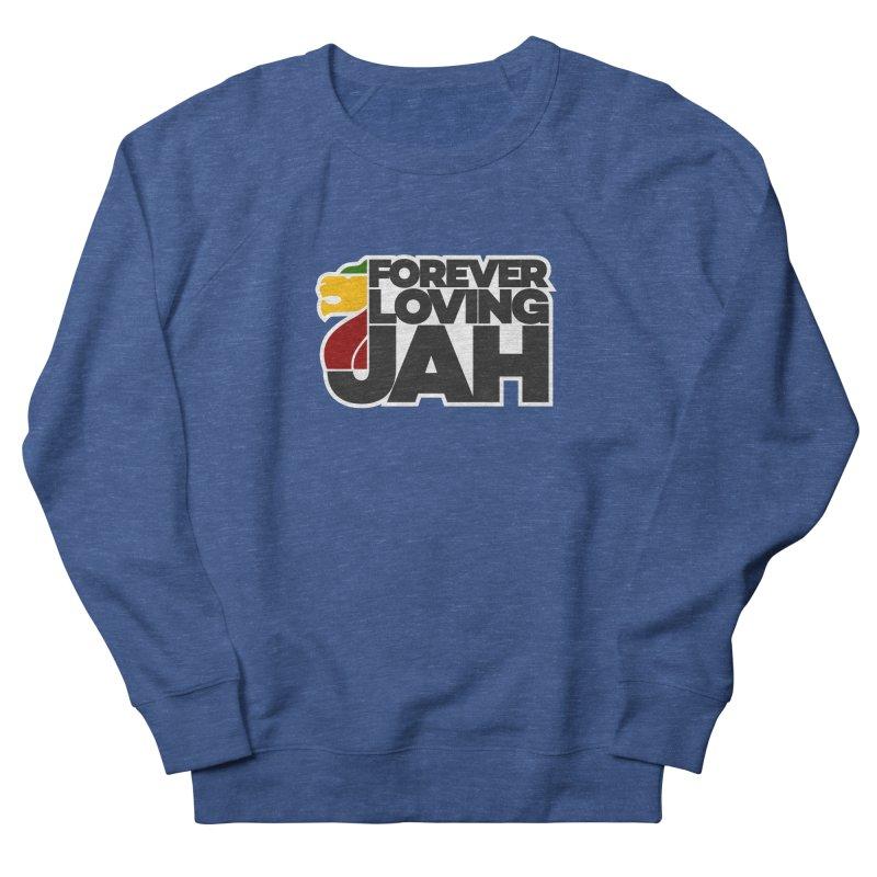 Forever Loving Jah Men's Sweatshirt by Rasta University Shop