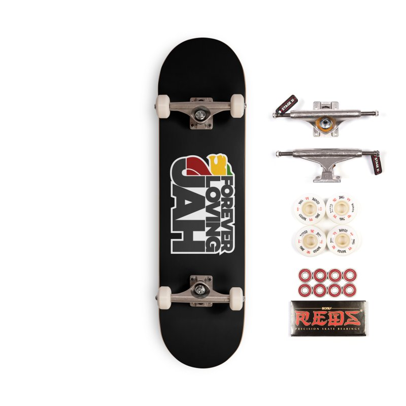 Forever Loving Jah Accessories Complete - Pro Skateboard by Rasta University Shop