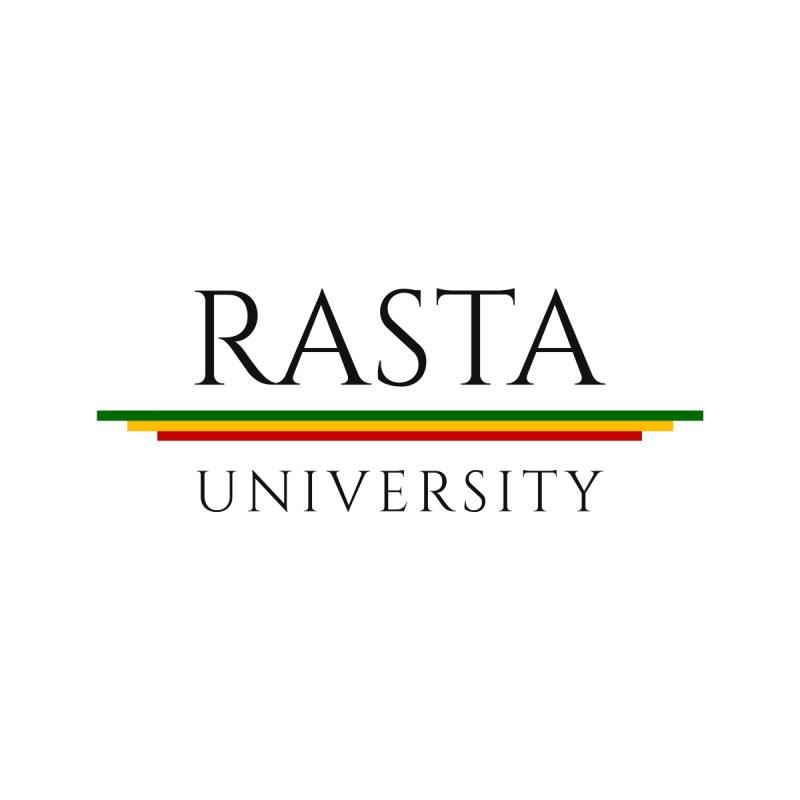 Dark Rasta University Logo Accessories Skateboard by Rasta University Shop