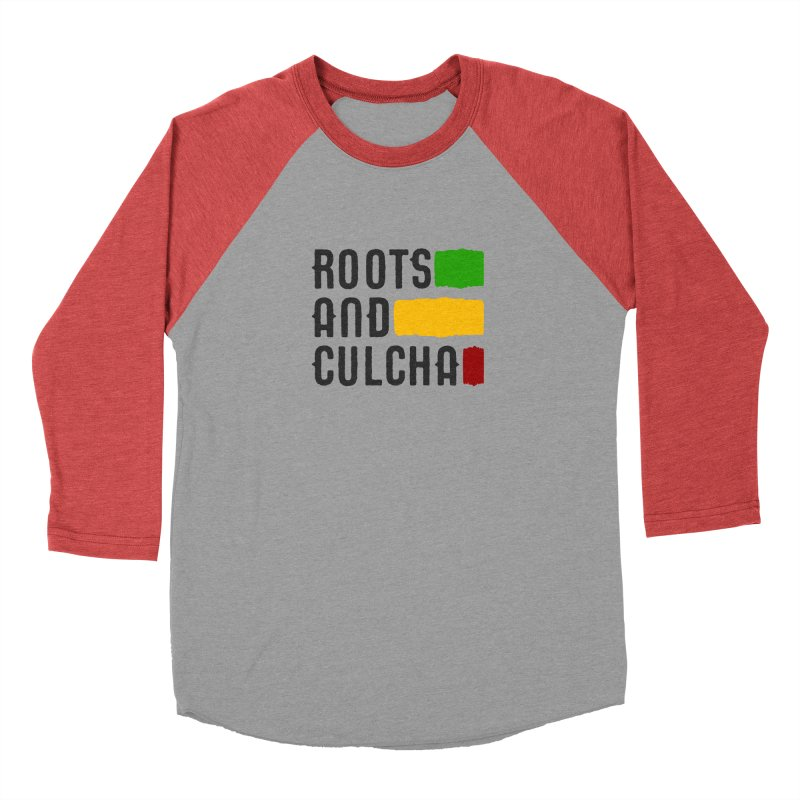 Roots and Culcha (Dark) Men's Longsleeve T-Shirt by Rasta University Shop