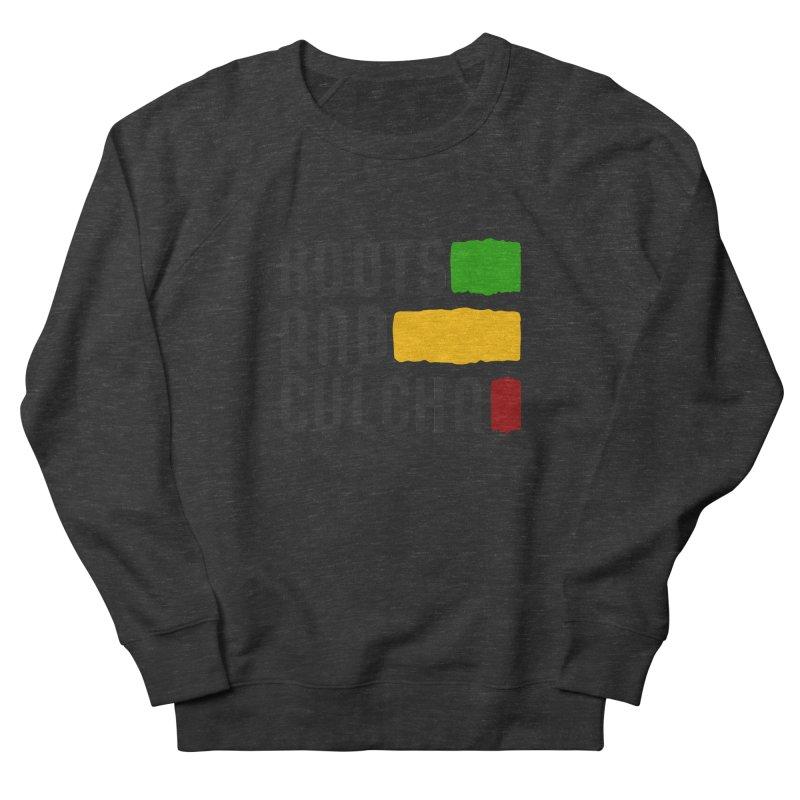 Roots and Culcha (Dark) Women's Sweatshirt by Rasta University Shop