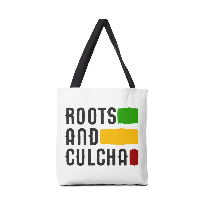 Roots and Culcha (Dark) Accessories Bag by Rasta University Shop
