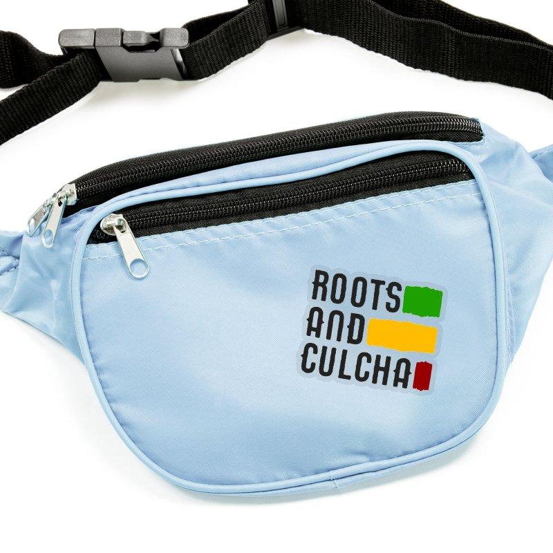 Roots and Culcha (Dark) Accessories Sticker by Rasta University Shop