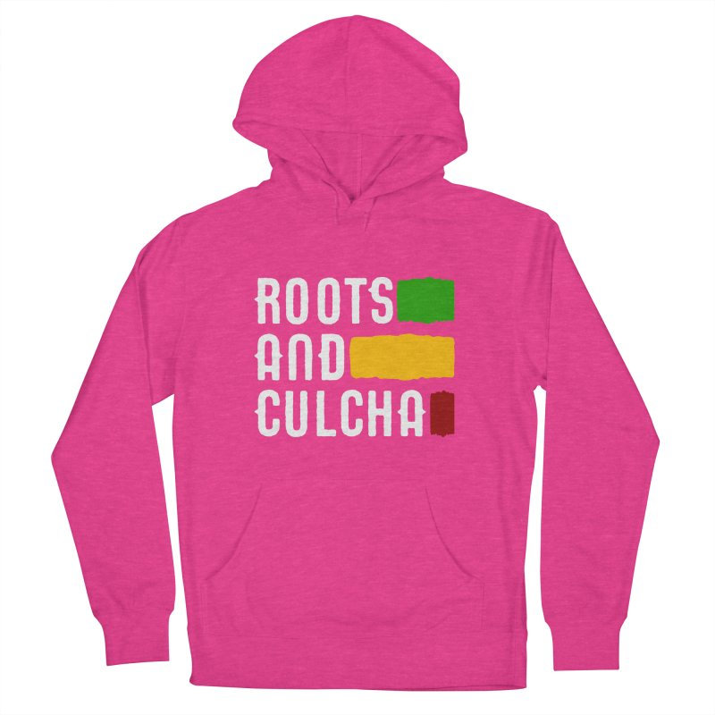 Roots and Culcha (Light) Women's Pullover Hoody by Rasta University Shop