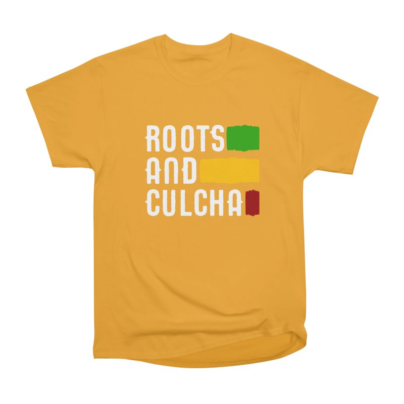 Roots and Culcha (Light) Women's Classic Unisex T-Shirt by Rasta University Shop