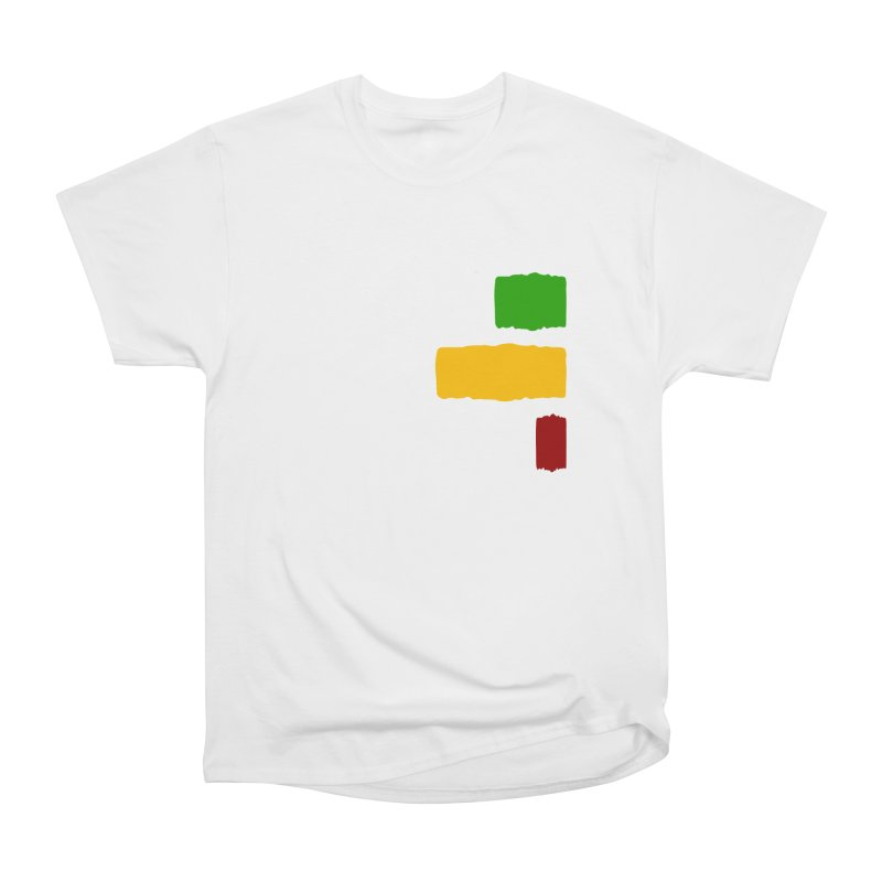 Roots and Culcha (Light) Women's Heavyweight Unisex T-Shirt by Rasta University Shop