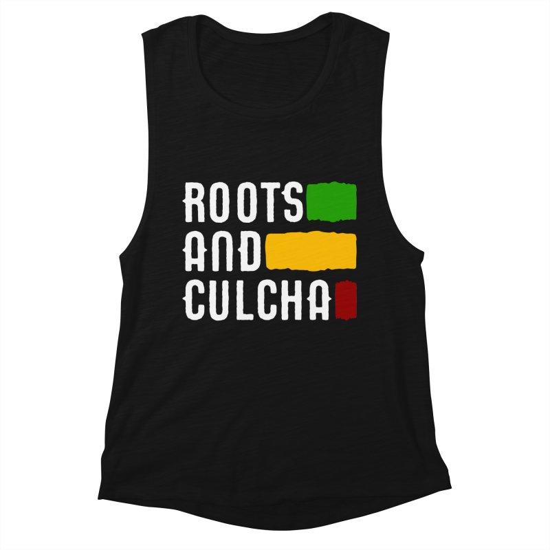 Roots and Culcha (Light) Women's Tank by Rasta University Shop