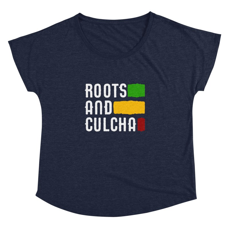 Roots and Culcha (Light) Women's Dolman by Rasta University Shop