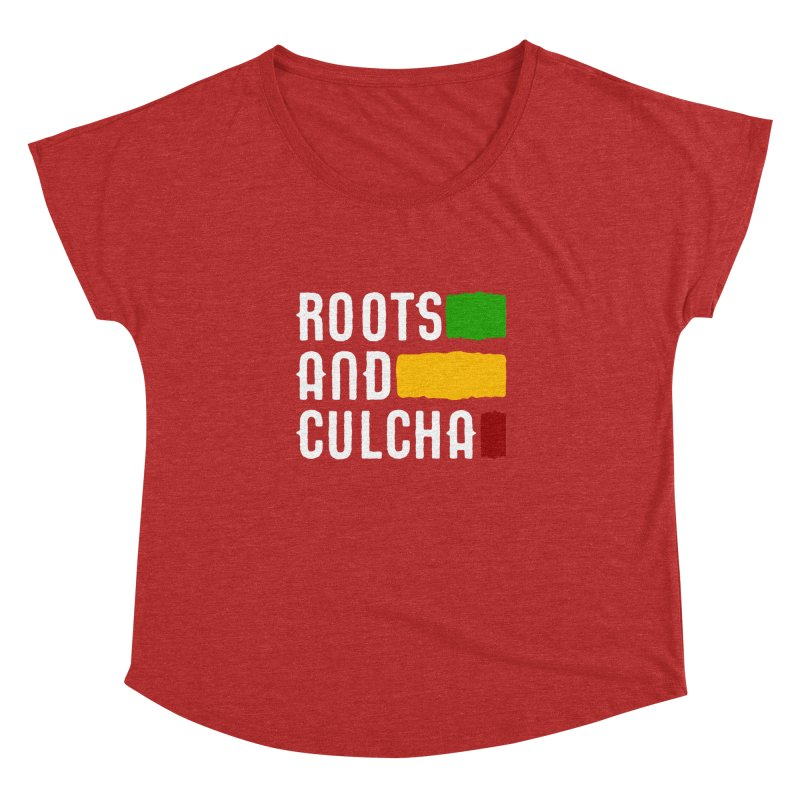 Roots and Culcha (Light) Women's Dolman by Rasta University Shop