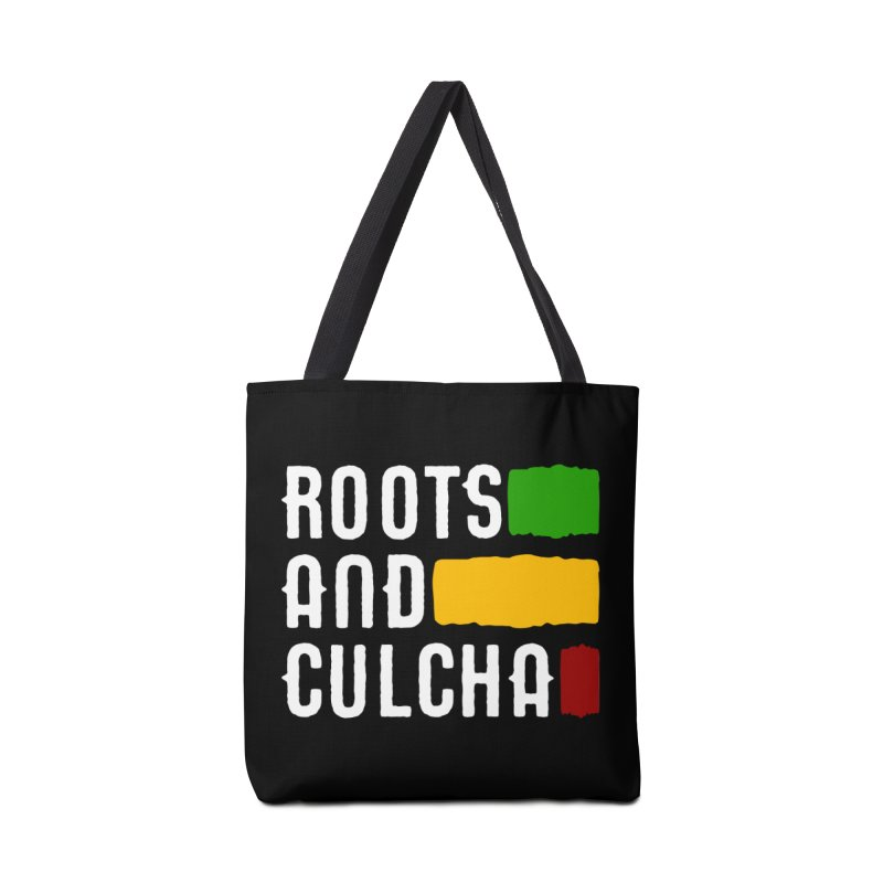 Roots and Culcha (Light) Accessories Bag by Rasta University Shop