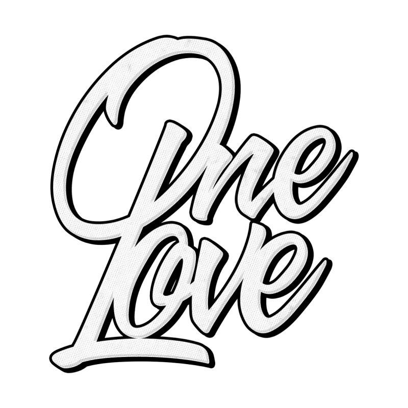 One Love Men's T-shirt by Rasta University Shop