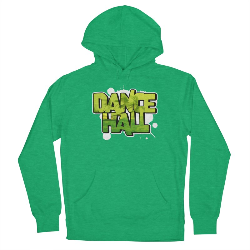 Dancehall Women's French Terry Pullover Hoody by Rasta University Shop
