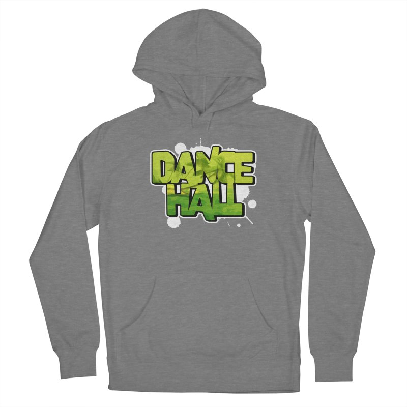 Dancehall Men's French Terry Pullover Hoody by Rasta University Shop