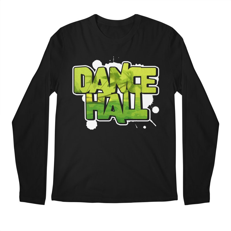 Dancehall Men's Regular Longsleeve T-Shirt by Rasta University Shop
