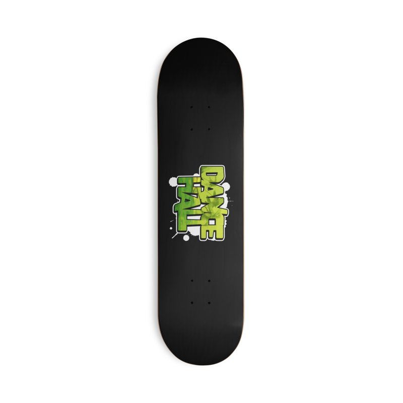 Dancehall Accessories Skateboard by Rasta University Shop
