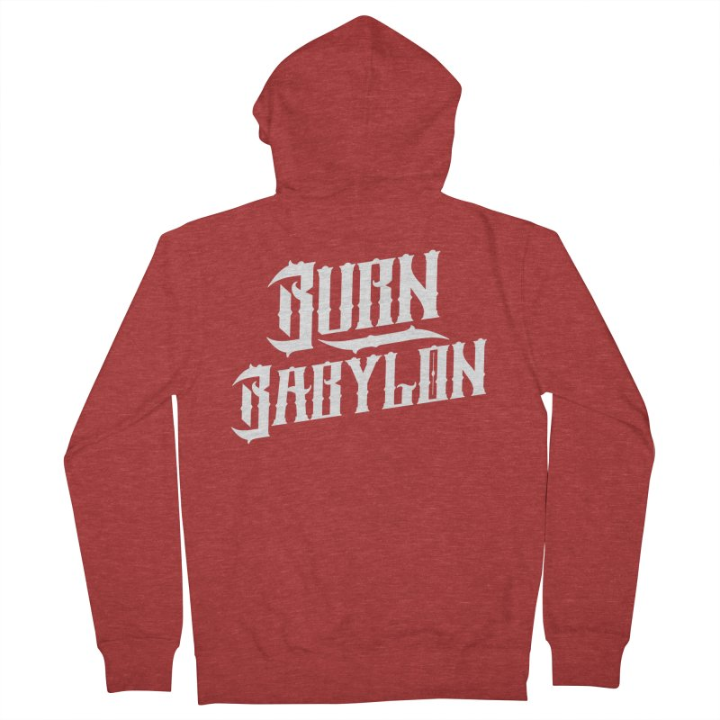 Burn Babylon (Light)   by Rasta University Shop