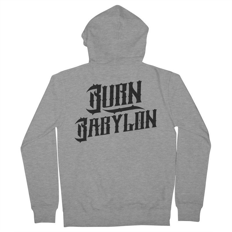 Burn Babylon (Dark)   by Rasta University Shop