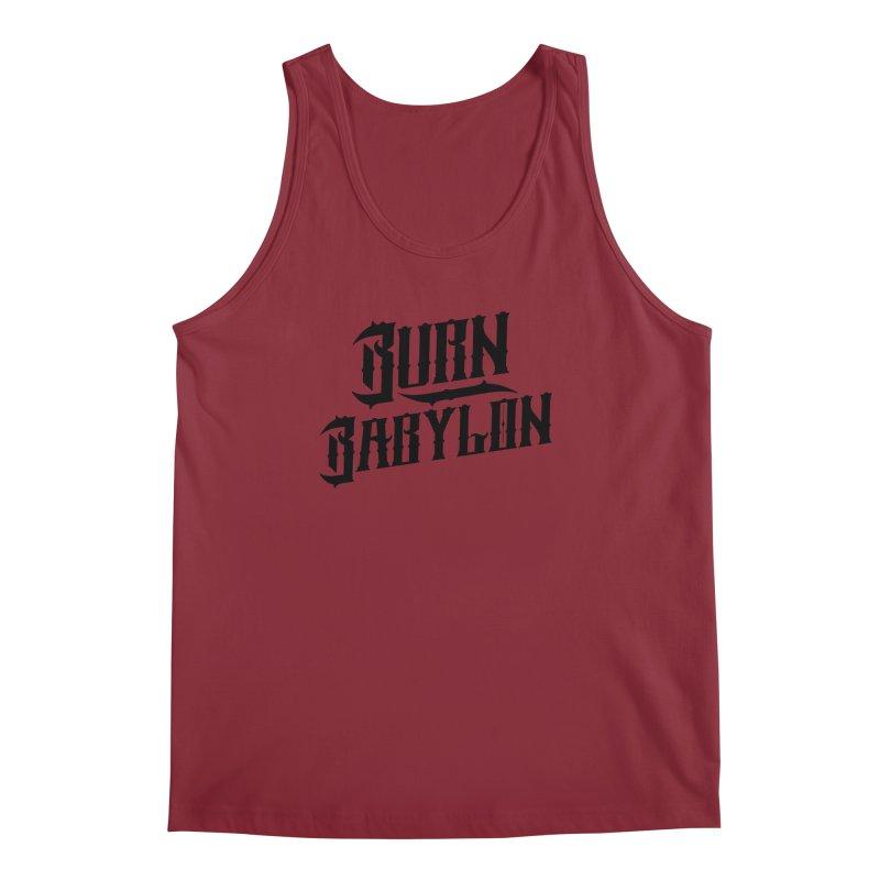 Burn Babylon (Dark)   by Rasta University Shop