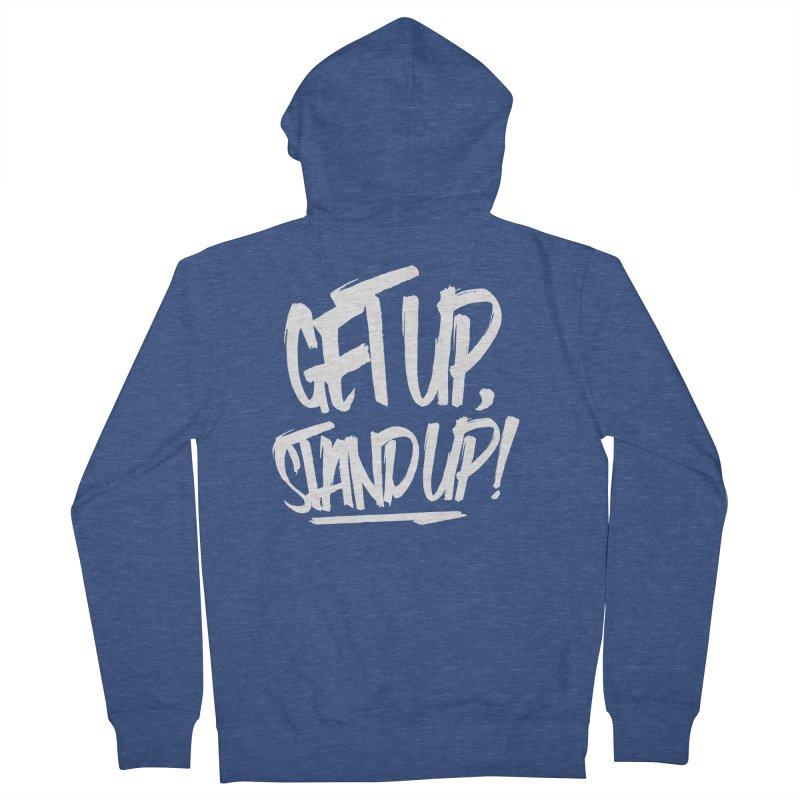 Get Up, Stand Up (Light)   by Rasta University Shop