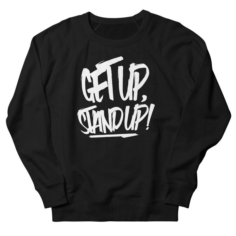 Get Up, Stand Up (Light) Women's Sweatshirt by Rasta University Shop
