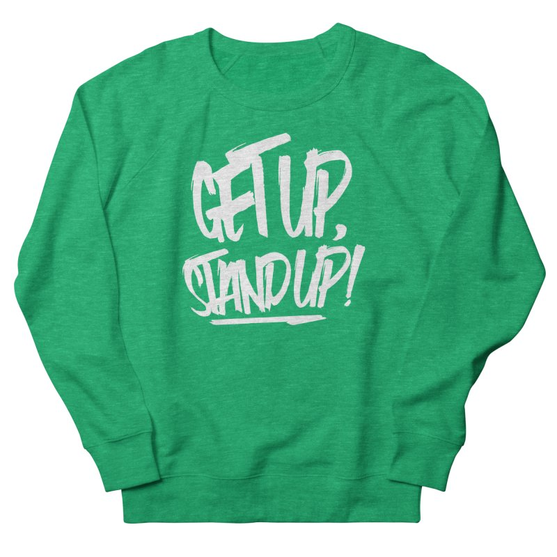 Get Up, Stand Up (Light)   by Rasta University Shop