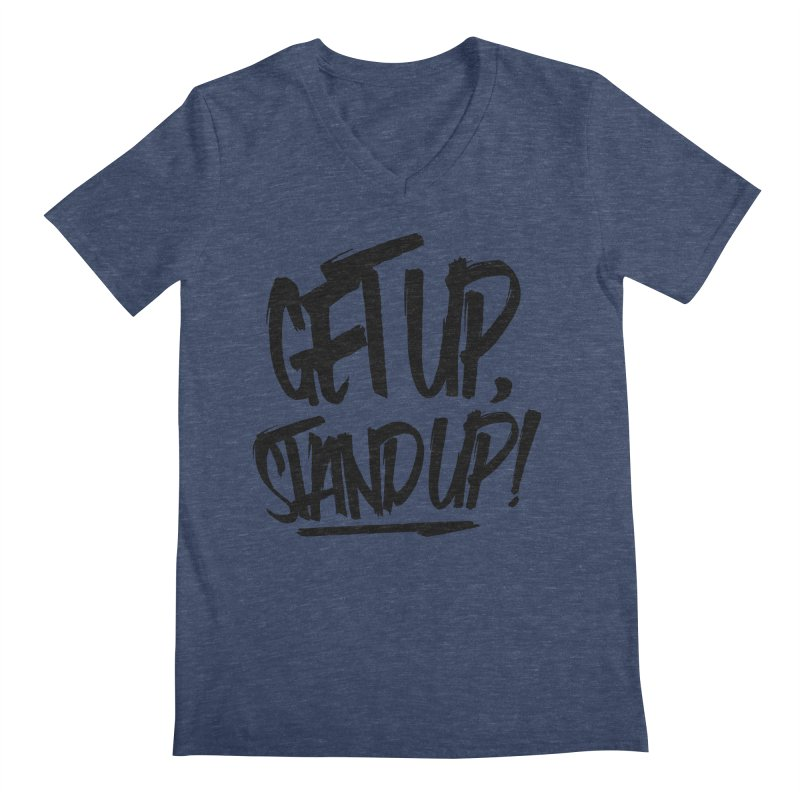 Get Up, Stand Up (Dark)   by Rasta University Shop