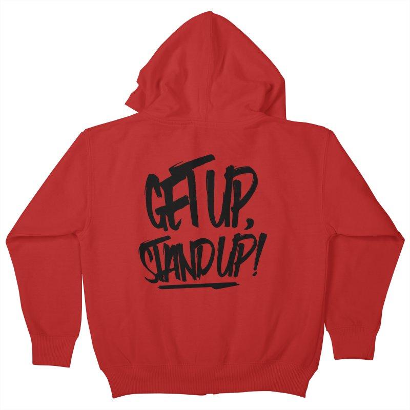 Get Up, Stand Up (Dark)   by Rasta University Shop