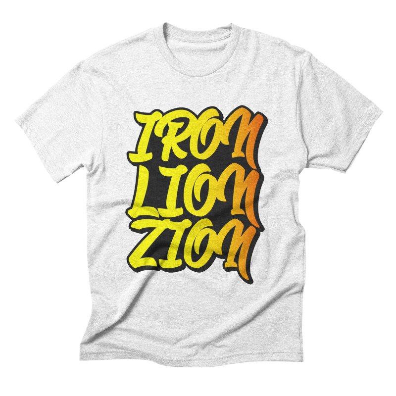 Iron Lion Zion   by Rasta University Shop