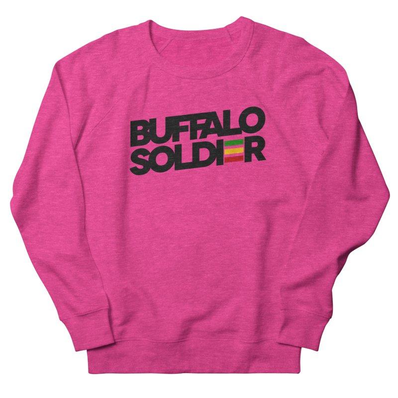Buffalo Soldier (Dark) Women's Sweatshirt by Rasta University Shop