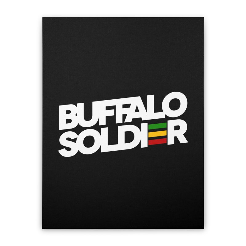 Buffalo Soldier (Light)   by Rasta University Shop