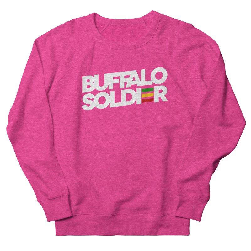 Buffalo Soldier (Light) Women's Sweatshirt by Rasta University Shop
